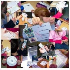 Lernlandschaften – innovatives Unterrichtsmaterial für den differenzierenden und individualisierenden Unterricht