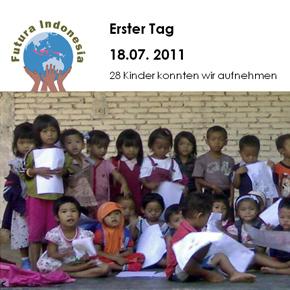 Spendenaktion Niekao Lernwelten für Futura Indonesia